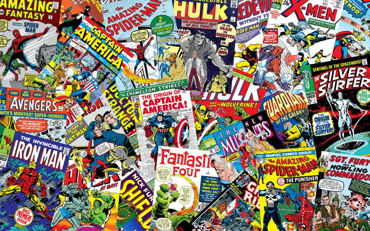 Major Rae's Comics and More