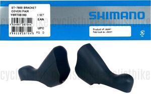 Shimano Dura-Ace ST-7900 STI Lever Bracket Covers Pair / Hoods Y6RT98160 NIB
