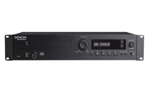 NEW Denon DN-300CR Professional CD Recorder