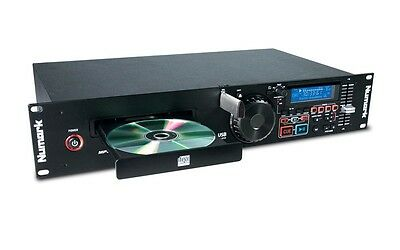 Numark MP103USB Single Rack DJ CD Player USB MP3 Disco Karaoke Sound System