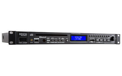 NEW Denon DN-300Z CD/Media Player with Bluetooth AM/FM Tuner