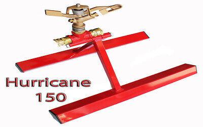 1 Roof Fire Sprinkler 150 Spray Home Wildfire Water Pump System Code3 Water