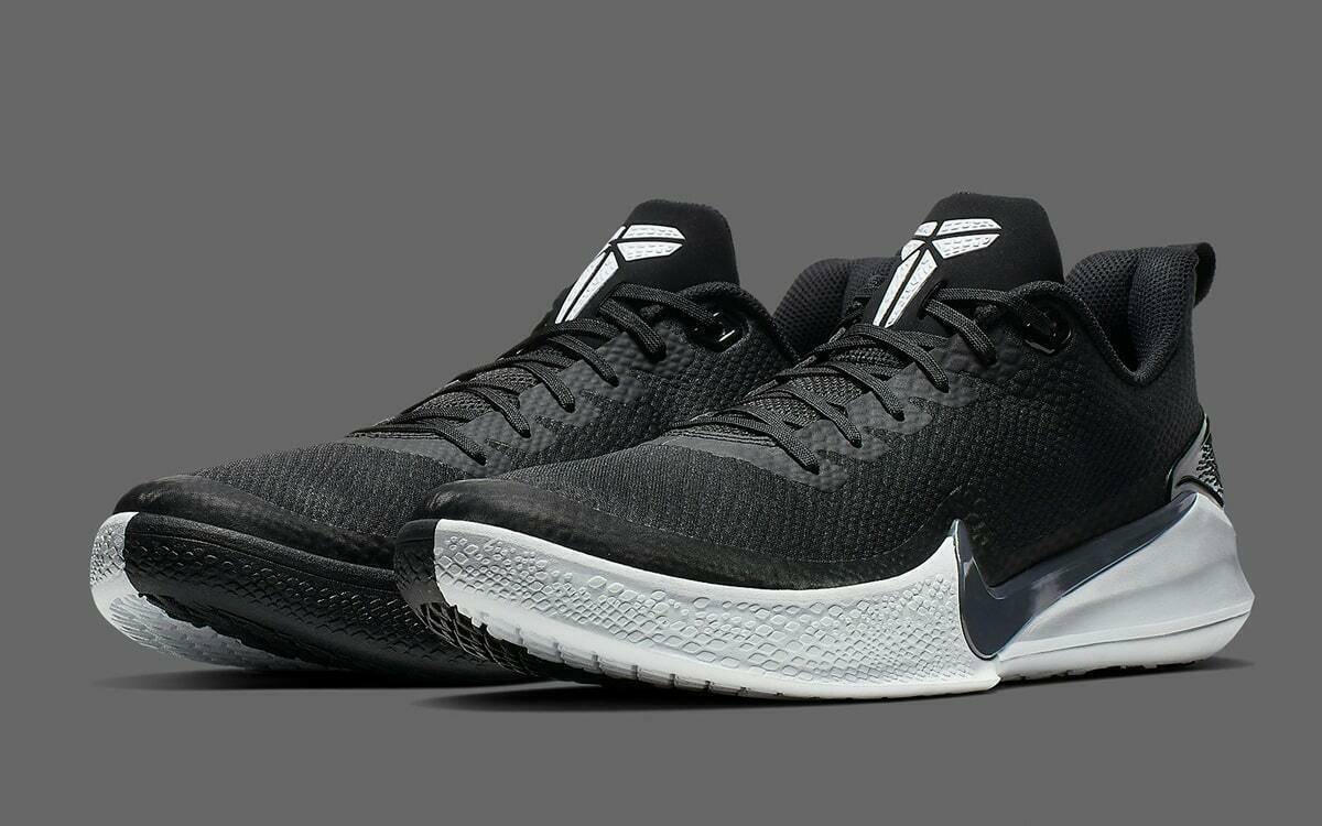 Nike Mamba Focus Basketball Shoes Black White Kobe Bryant AJ5899-002 Men's  NEW