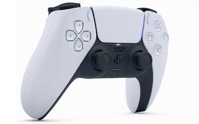 Manette sans fil Sony DualSense pour PS5 Blanc - Manette pour PS5...