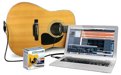 Alesis AcousticLink Acoustic Guitar Pickup Recording Pack
