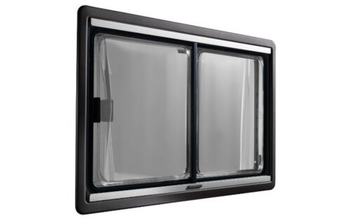 DOMETIC S4 Sliding Window With Rollo Caravan Camping Motorhome Rahmenfenster