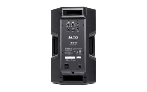 Alto Professional Truesonic3 Ts315 2-way Active Speaker Complete Bundle