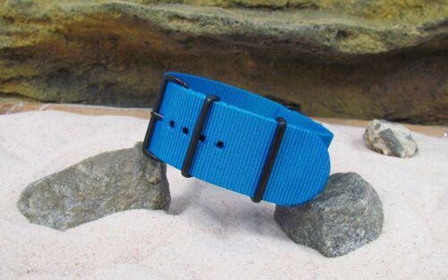 The Ballistic Nylon Strap w/ PVD Hardware By NATO Strap Co.