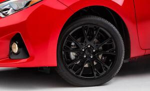 Corolla Matrix Celica Black Web 17