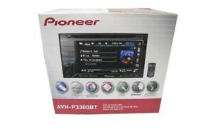 ^** PIONEER BLUETOOTH TOUCH SCREEN DVD DECK!!