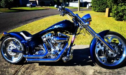 American Iron horse Slammer! Was $25k NOW $22000 Kuluin Maroochydore Area Preview