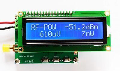 1mhz10ghz -500dbm Rf Power Meter Can Set Rf Power Attenuation Value