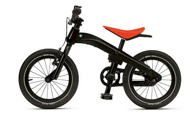 BMW Bici Niños Nuevo Bicicleta sin Pedales Negro Infantil de 80912451007
