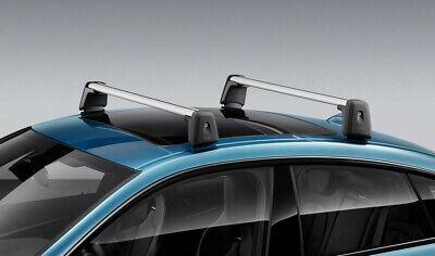 MENABO Dachträger Tiger Aluminium silber Neu Für BMW 2er Active Tourer 09.14