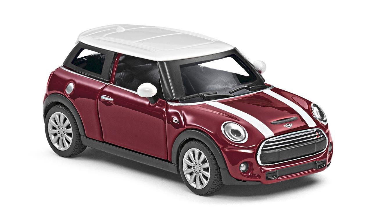 Mini Cooper S Miniatur 1:36 Modellauto Miniatur Rückziehauto 80442447939  BMW