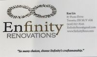 Quality Infinity Renovation  416-837-8545