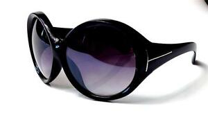 Oversized Big Huge Round Circle Fashion Designer Ford Style Ali Sunglasses