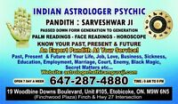 POWERFULL RENOWED ASTROLOGER & PSYCHIC