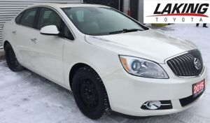 """2015 Buick Verano Leather Group """"""""LOADED WITH FEATURES"""""""" Clean C"""