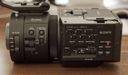 Hire Sony NEX-FS700RH 4K Super 35mm Camcorder - Video Camera hire
