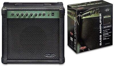 Stagg 20BA Bass Amplifier - Great Starter Bass Amp