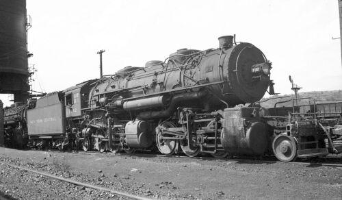 New York Central (NYC) - 2-6-6-2 - #1942 - Original B&W negative