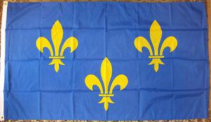 Royal-France-Flag-5x3-French-Monarchy-Medieval-Catholic-Valois-Bourbon-Vendee-bn
