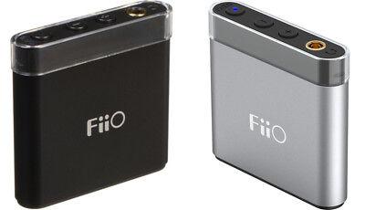 FiiO A1 Portable Headphone Amplifier (SILVER or BLACK)