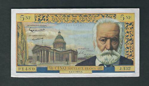 France - 5 Francs, 1965
