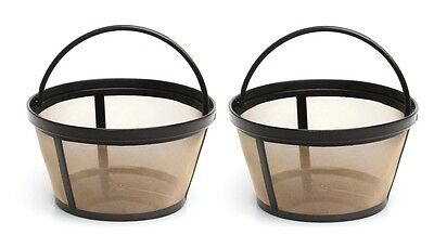Basket Style Coffee Filter (4-Cup Basket Style Coffee Filter for Mr. Coffee 4 Cup Coffeemakers (2-Pack) )