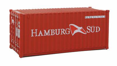 H0 Container 20 Fuß Hamburg Süd -- 8058 NEU