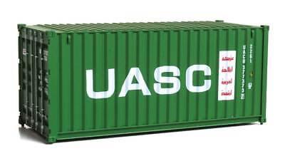 H0 Container 20 Fuß UACS -- 8076 NEU