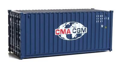 H0 Container 20 Fuß CMA CGM -- 8070 NEU