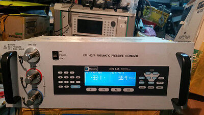 Druck Dpi 145r Pneumatic Pressure Standard Aeronautical Version