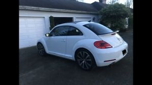 2013 VW Turbo Beetle