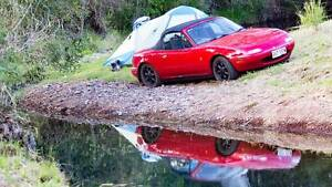 1991 Mazda MX-5 Convertible Airlie Beach Whitsundays Area Preview