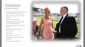 Trackside Marquee Melbourne Cup Day 2 tickets Docklands Melbourne City Preview