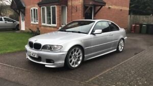 ISO BMW 330ci M package