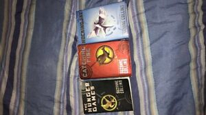 All Three Hunger Games books