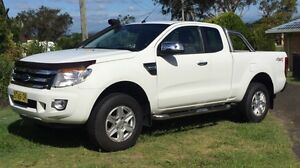 2013 Ford Ranger XLT 4x4 Super Cab Mona Vale Pittwater Area Preview