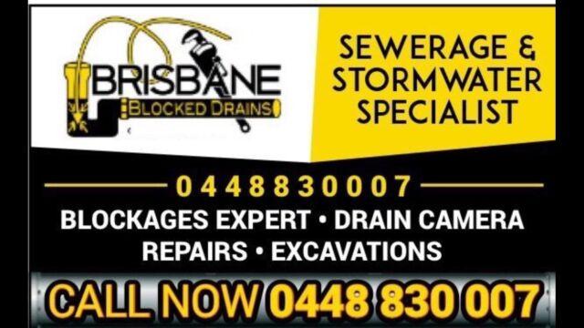 Drainage Experts - Brisbane Blocked Drains ******** 007 ...