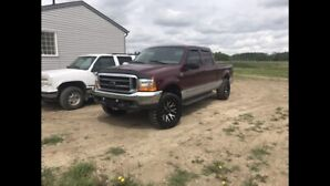 2000 Ford F 250 super duty