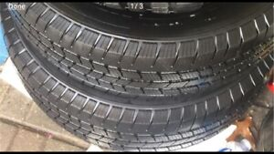 275/65R20 Michelin LTX Tires good condition 2 available each
