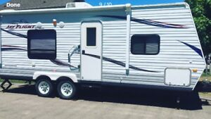 wanted camper trailer