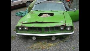 Wanted Muscle Cars Projects or Complete Cars For Cash
