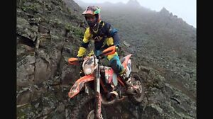 Wanting enduro