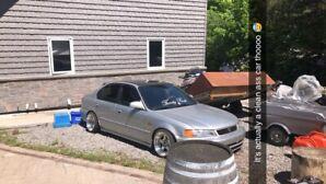 JDM 1999 Acura EL