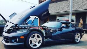 Dodge ViPer RT/10 removable Top! Very Well Kept!