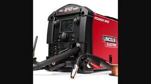 Lincoln 210 MP welder