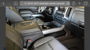 WANTED: 2014-2017 SILVERADO FULL CONSOLE